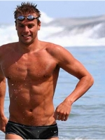 Ergosport Model, Ryk Neethling. Ergosport Models supplies celebrity sports models, athletes and body doubles