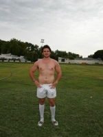 Ergosport Model, Andrew W.. Ergosport Models supplies celebrity sports models, athletes and body doubles