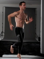 Ergosport Model, Brendan L.. Ergosport Models supplies celebrity sports models, athletes and body doubles