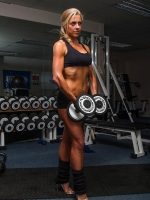 Ergosport Model, melissa b. Ergosport Models supplies celebrity sports models, athletes and body doubles